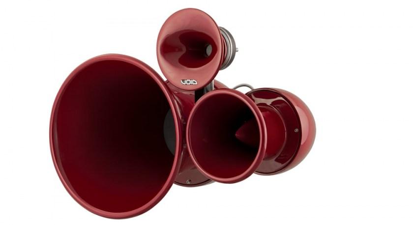 VOID Acoustics Air Motion
