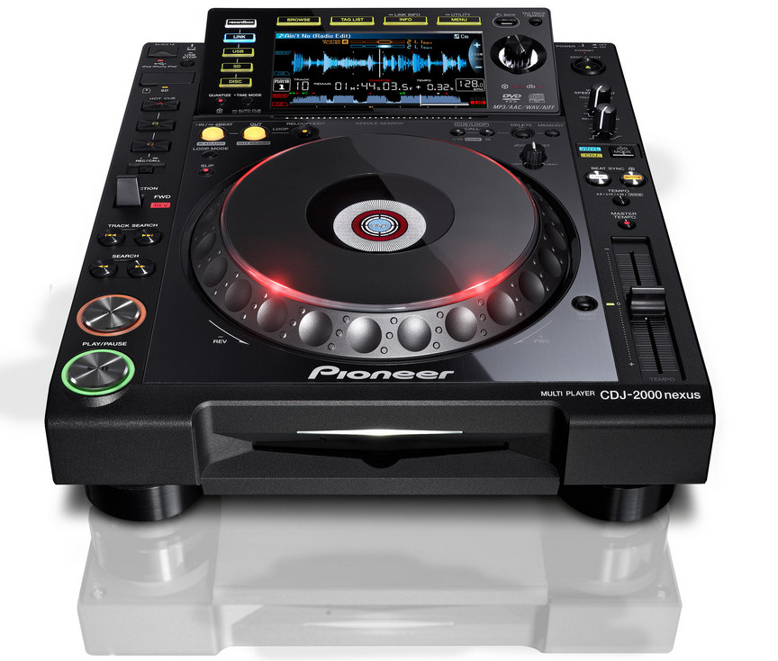 PIONEER CDJ-2000 NXS CD-PLAYER