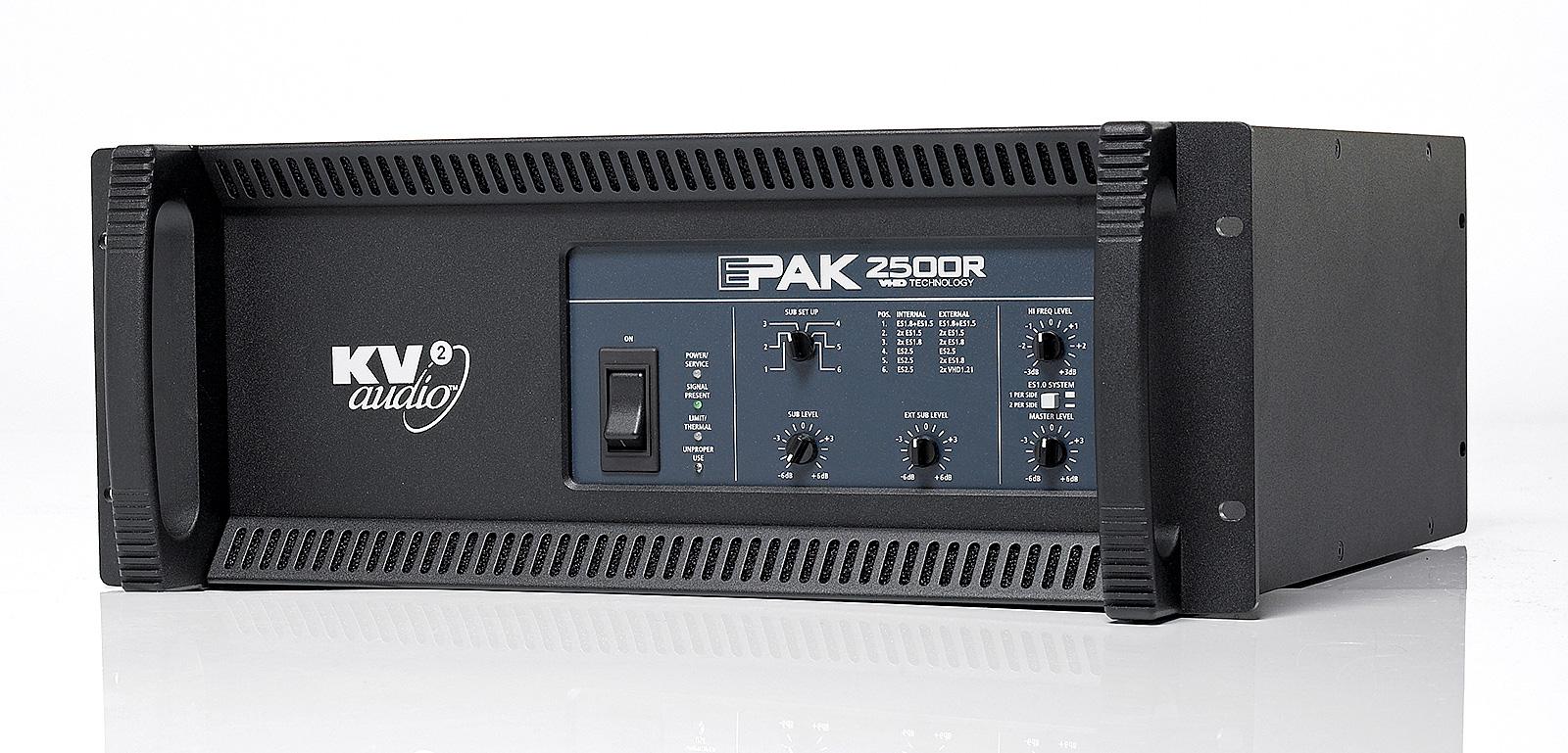 KV2 Audio EPAK 2500R