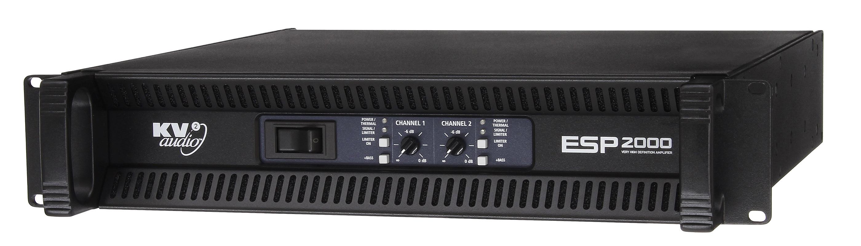 KV2 Audio ESP 2000