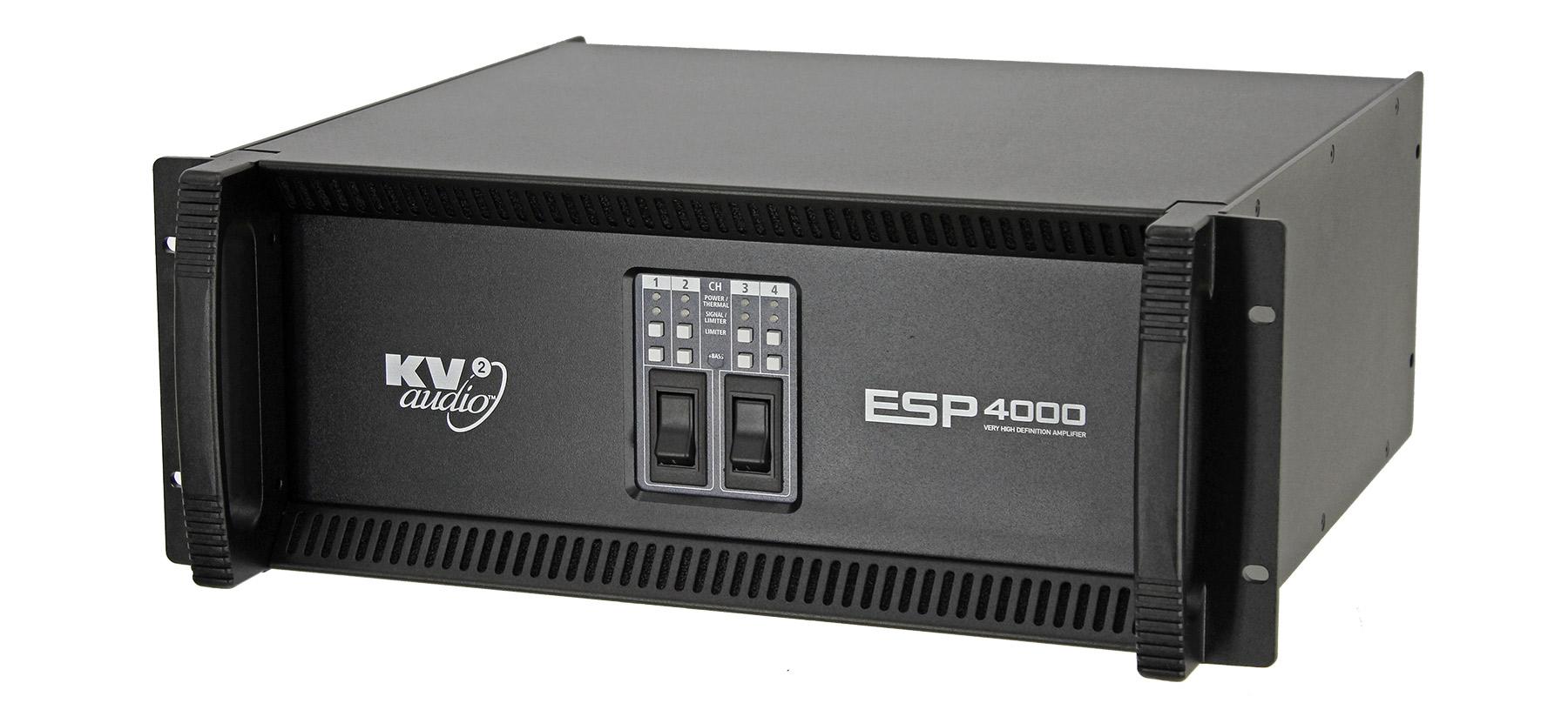 KV2 Audio ESP 4000