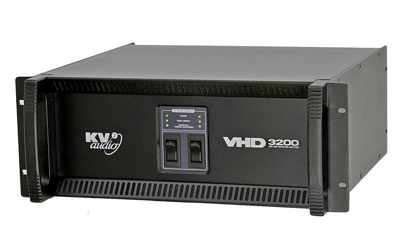 KV2 Audio VHD 3200