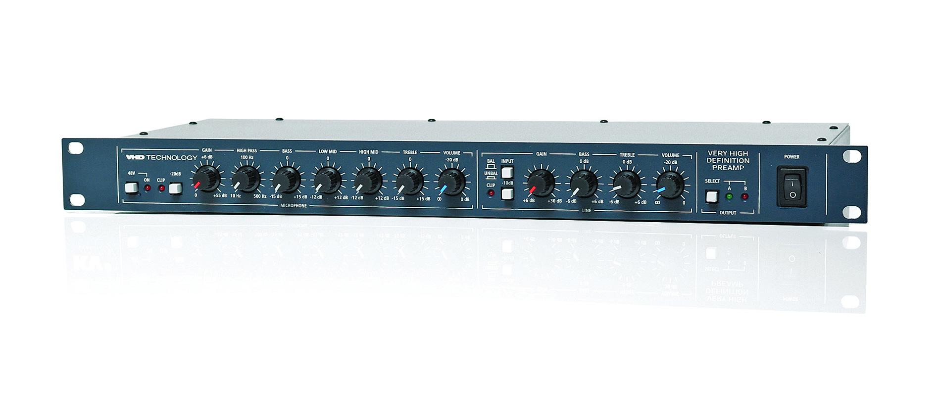 KV2 Audio VHD Preamp