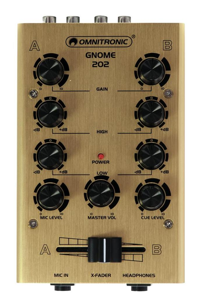 GNOME-202 Mini-Mixer