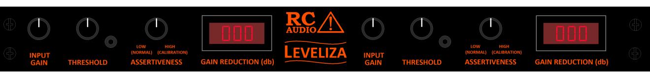RC Audio LEVELIZA